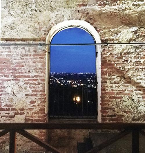 apertura serale torre